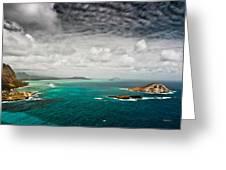 Going Coastal Greeting Card by Mitch Shindelbower