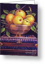 'golden Delicious' Greeting Card