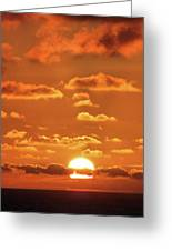 Golden Slumbers Greeting Card