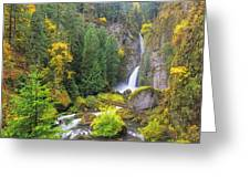 Golden Valley Greeting Card