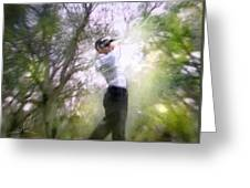 Golf Trophee Hassan II In Royal Golf Dar Es Salam Morocco 05 Greeting Card