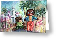Gollivers Travel Greeting Card