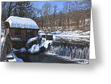 Gomez Mill House Greeting Card