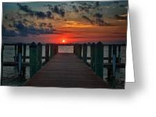 Good Morning Fort Myers Greeting Card