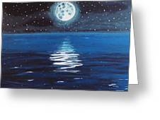 Good Night Moon 1 Greeting Card