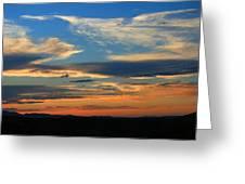 Goodnight Arizona Greeting Card