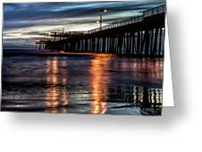 Goodnight Pismo Greeting Card