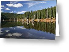 Goose Lake Greeting Card