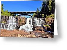 Gooseberry Falls 4 Greeting Card