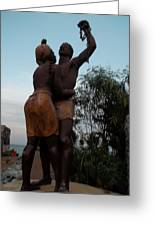 Goree - In Memory Of The Slave Trade Greeting Card