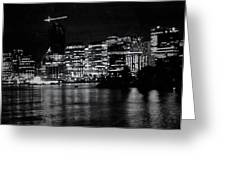 Gorgeous Vancouver Bc Canada Greeting Card