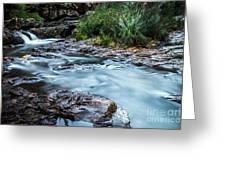 Gossamer Flow Greeting Card