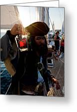 Got Rum Greeting Card