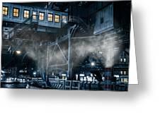 Gotham City Greeting Card