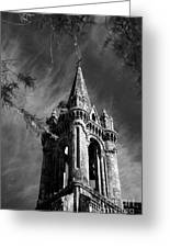 Gothic Style Greeting Card
