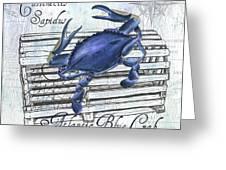 Gourmet Shellfish 1 Greeting Card