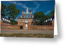 Governor's Palace Greeting Card