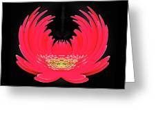 Graceful Elegance Greeting Card