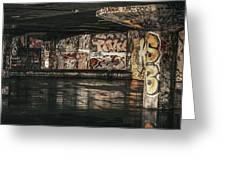 Graffiti - 2016/o/11 Greeting Card