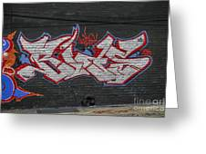 Graffiti Art Nyc 26 Greeting Card