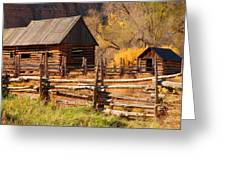Grafton Homestead Greeting Card