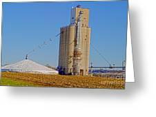 Grain Storage Hdr No1 Greeting Card