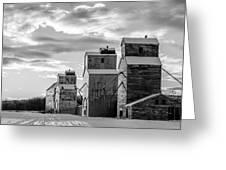 Grainery Row Greeting Card