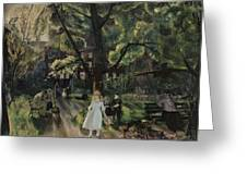 Gramercy Park Greeting Card