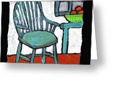 Grampa's Empty Chair Greeting Card