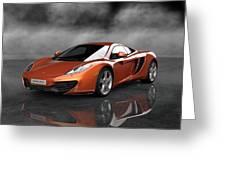 Gran Turismo 6 Greeting Card
