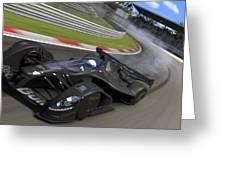 Gran Turismo Greeting Card