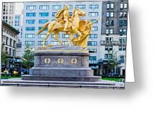 Grand Army Plaza 5 Greeting Card