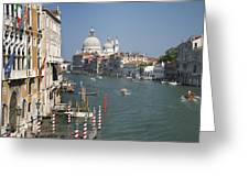Grand Canal 4443 Greeting Card
