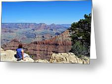 Grand Canyon 14 Greeting Card
