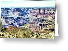 Grand Canyon 2272 Greeting Card