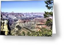 Grand Canyon 2277 Greeting Card