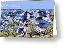 Grand Canyon 2284 Greeting Card