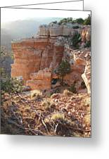 Grand Canyon Bluff Greeting Card