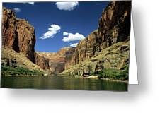 Grand Canyon Classic Greeting Card