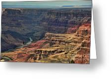 Grand Canyon Colorado River II Greeting Card