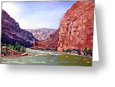 Grand Canyon I Greeting Card