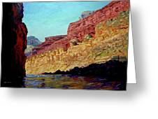 Grand Canyon IIi Greeting Card by Stan Hamilton