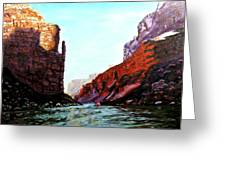 Grand Canyon Iv Greeting Card