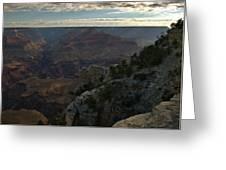 Grand Canyon Monring Greeting Card