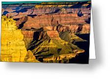 Grand Canyon Morning Light Greeting Card