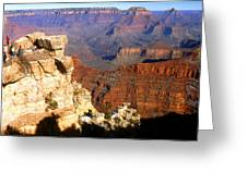 Grand Canyon National Park Arizona Panorama Greeting Card