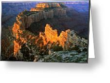 Grand Canyon North Rim Greeting Card