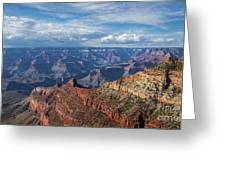 Grand Canyon View 1 Greeting Card