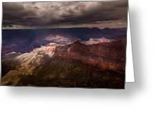 Grand Canyon Wonder  Greeting Card