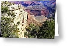 Grand Canyon13 Greeting Card